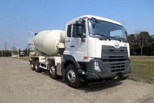 优迪卡(UDTRUCKS)牌DND5310GJBGB51型混凝土搅拌运输车
