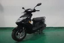 建设牌JS125T-32型两轮摩托车图片