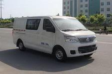 长安牌SC5023XXYA5型厢式运输车图片