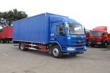 东风柳汽国四单桥厢式运输车160-190马力5-10吨(LZ5166XXYM3AA)