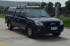 江铃牌JX5024XXYMLS型厢式运输车图片
