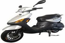 巨能牌JN125T-23S型两轮摩托车