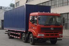 十通牌STQ5251XXYD4型厢式运输车图片
