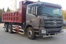 欧曼牌BJ3259DLPKE-XE型自卸汽车图片
