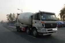 欧曼牌BJ5313GJB-XL型混凝土搅拌运输车