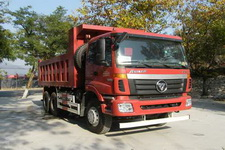 欧曼牌BJ3253DLPKB-XJ型自卸汽车图片