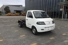 达福迪牌JAX5022ZXXBEVF170LB15M2Z1型纯电动车厢可卸式垃圾车图片