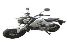 鹏城牌PC110-3型两轮摩托车图片