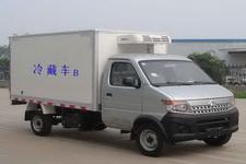 长安牌SC5025XLCDF5型冷藏车图片