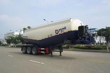 运力牌LG9404GFL型低密度粉粒物料运输半挂车图片