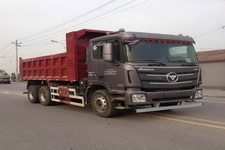欧曼牌BJ3259DLPKB-XD型自卸汽车图片