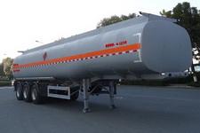 宏宙12.3米30.5吨3轴运油半挂车(HZZ9402GYY)