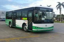 8.5米|10-30座金龙纯电动城市客车(XMQ6850AGBEVL1)