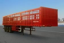 川腾牌HBS9373CCY型仓栅式运输半挂车图片