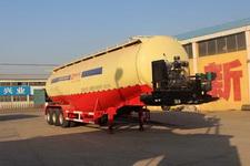 CTY9390GFLZ型通亚达牌低密度粉粒物料运输半挂车图片