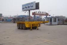 通亚达牌CTY9408TJZG30型集装箱运输半挂车图片