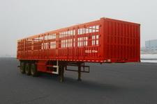 川腾牌HBS9403CCY型仓栅式运输半挂车图片