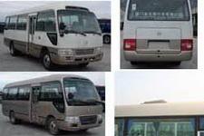 金旅牌XML6700J15C型城市客车图片3
