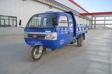 兰驼牌7YPJ-1450DB型自卸三轮汽车图片