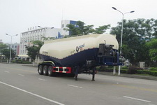 运力牌LG9403GFL型低密度粉粒物料运输半挂车图片