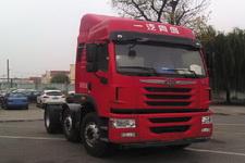解放前四后四平头柴油牵引车324马力(CA4252P1K2T3E5A80)