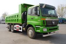 欧曼牌BJ3253DLPKB-XM型自卸汽车图片