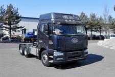 解放牌CA4250P66K25T1A1E5型平头柴油半挂牵引汽车图片