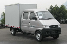 长安牌SC5031XXYGAS52型厢式运输车图片
