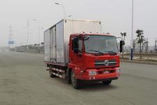 东风牌DFH5100XXYB型厢式运输车图片