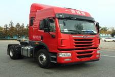 解放单桥平头柴油牵引车284马力(CA4183P1K2E5A80)