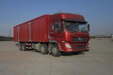 东风牌DFH5310XXYAX型厢式运输车图片