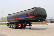 通亚达牌CTY9409GRY型易燃液体罐式运输半挂车图片