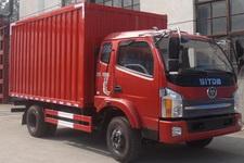 十通牌STQ5041XXYN4型厢式运输车图片