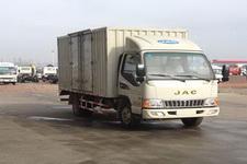 江淮牌HFC2041XXYP93K1C2型越野厢式运输车图片