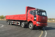 解放牌CA3310P63L2T4AE2M5型平头天然气自卸汽车图片