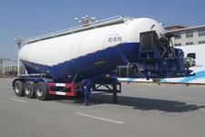 中集牌ZJV9400GFLYK型低密度粉粒物料运输半挂车图片