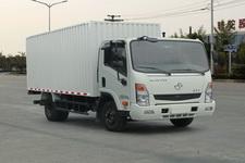 大运牌CGC2042XHDE35D型越野厢式运输车图片