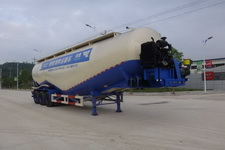 闽鹰13米29吨3轴低密度粉粒物料运输半挂车(FSY9400GFLL1)