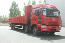 解放牌CA3310P66K24L6T4E5型平头柴油自卸汽车图片