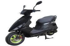 坤豪牌KH125T-5C型两轮摩托车图片