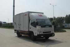 江铃牌JX5048XXYXGC2型厢式运输车图片