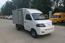 达福迪牌JAX5021XXYBEVF220LB15M2X1型纯电动厢式运输车图片