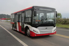 通工牌TG6781BEV1型纯电动城市客车