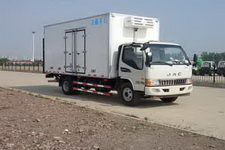 江淮牌HFC5120XLCP91K1C6V型冷藏车图片