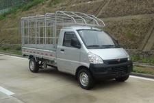 五菱牌WLQ5029CCYPY型仓栅式运输车图片
