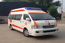 北铃牌BBL5035XJH型救护车