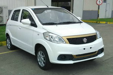 江铃牌JX7005BEV型纯电动轿车