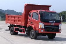 十通牌STQ2041L02Y2E4型越野自卸汽车图片