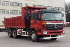 欧曼牌BJ3253DLPKB-AC型自卸汽车图片