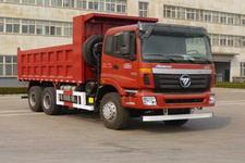 欧曼牌BJ3253DLPKB-XR型自卸汽车图片